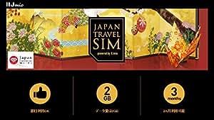 Japan Travel SIM powered by IIJmio (Micro SIM)