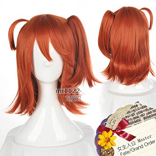 耐熱コスプレウィッグ Fate / Grand Order 主人公 Master FGO かつら フェイト cos wig