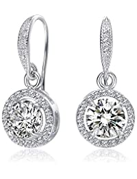 Mestige Liberty Drop Dangle Earrings with Swarovski® Crystals, Gift