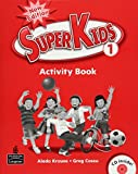 SuperKids (2E) Level 1 Activity Book with CD