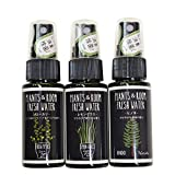 PLANTS&ROOM FRESH WATER40ml 3本セットA