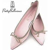 Pretty Ballerinas 42533/2921 Lena FEN_PinkLinen MK48