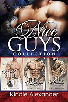 Nice Guys Collection With Added Bonus Material by [Alexander, Kindle]