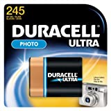 Duracell Ultra 245フォトリチウム電池2cr5