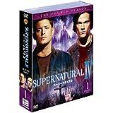 SUPERNATURAL/スーパーナチュラル 4thシーズン 前半セット