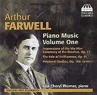 Piano Music 1 by Arthur Farwell (2013-05-04)