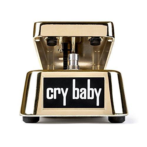 JIM DUNLOP GCB95G 50TH ANNIVERSARY GOLD CRY BABY WAH ワウ エフェクター