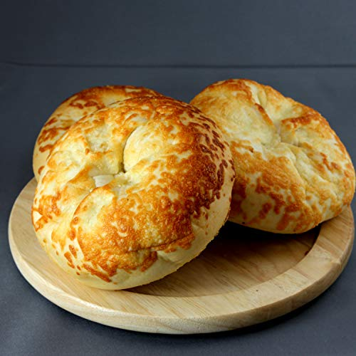 ニューヨーク直輸入 バスコ ベーグル 6個入り アジアゴチーズ