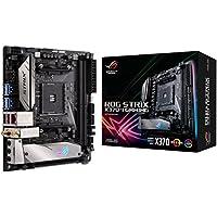 ASUS AMD X370搭載 マザーボード AMD AM4ソケット対応 ROG STRIX X370-I GAMING【Mini ITX】