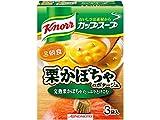 クノール カップスープ 栗かぼちゃのポタージュ 3袋入×4個
