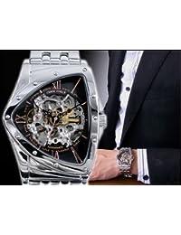 コグ COGU フルスケルトン 自動巻き 腕時計 BS0TM-BRG [並行輸入品]