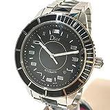 (ディオール) Dior CD115510 クリスタル デイト メンズ腕時計 腕時計 SS メンズ 中古