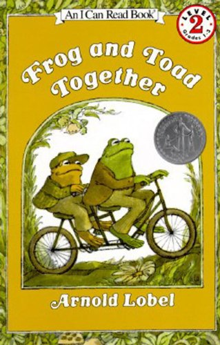 Frog and Toad Together (I Can Read Book 2)の詳細を見る