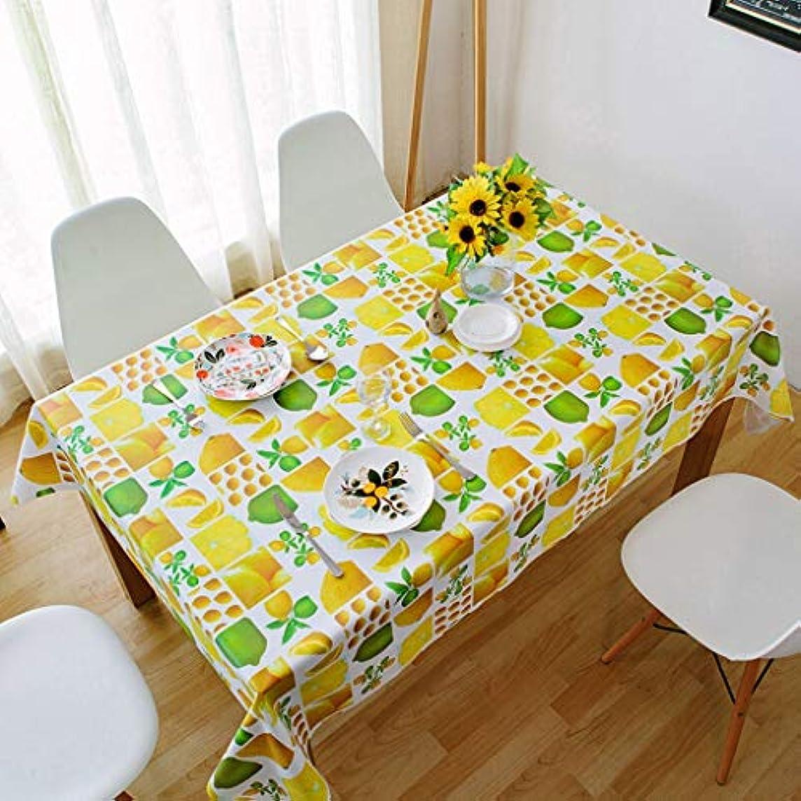 運賃非行まぶしさテーブルクロス ZYL PVC環境に優しいテーブルクロス模造布テーブルクロステーブルクロス防水使い捨て可能な高温耐性コーヒーテーブルクロス テーブルレイアウト (Color : A, Size : 120*160CM)