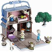 Disney(ディズニー) Disney Animators' Collection Littles Frozen Micro Doll Play Set - 2'' アナと雪の女王 ミニドールセット [並行輸入品]