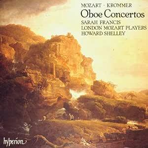 Krommer/Mozart;Oboe Concertos