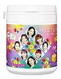 ロッテ Fit's NiziUキューブボトルガム 122g ×6個