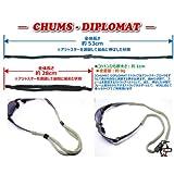 ネイビー チャムス【CHUMS】メガネストラップ ディプロマット