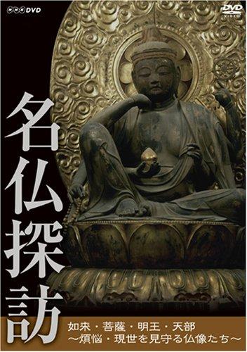 名仏探訪〜如来・菩薩・明王・天部〜煩悩・現世を見守る仏像たち [DVD]
