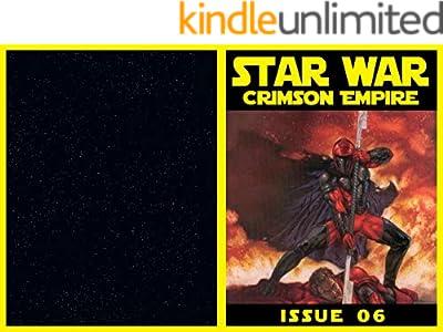 Star: Wars Crimson Empire Comic Book Issue 06 (English Edition)