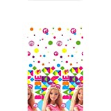 Barbie Sparkle Plastic Tablecover バービースパークルプラスチックTablecover ?ハロウィン?クリスマス?