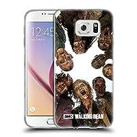 オフィシャルAMC The Walking Dead ウォーカー・グループ ウォーカーズ&キャラクターズ ソフトジェルケース Samsung Galaxy S6