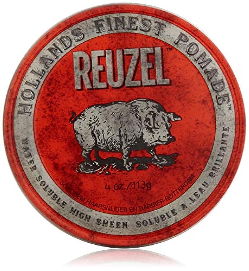 無臭セクション立場Red Hair Pomade 4oz pomade by Reuzel by REUZEL