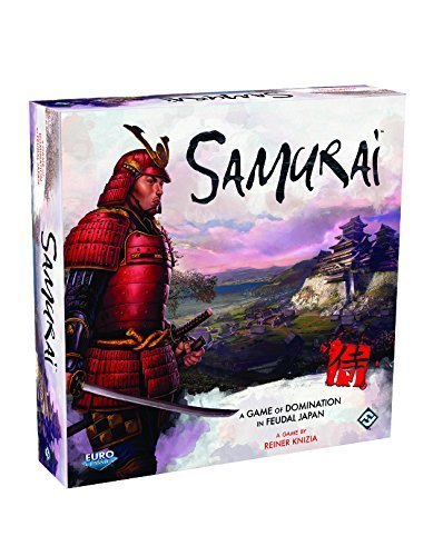Samurai Board Game [並行輸入品]