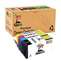 Palmtree Remanufactured replacement for HP 902 902xl Ink Cartridges Work For HP OfficeJet Pro 6978 6960 6962 6968 6975 6954 [並行輸入品]