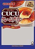 UHA味覚糖 CUCU キュキュ クレームブリュレ 80g ×6袋