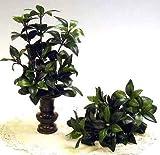 山久 造花 シキミ ( しきび おしきみ 樒 ) 小一対 35cm (CT触媒加工) 1708-1938