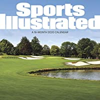 Sports Illustrated Golf Courses 2020 Calendar