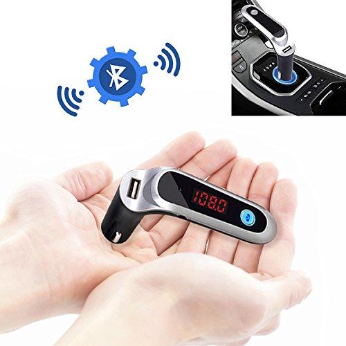 [해외]Hellodigi FM 송신기 Bluetooth4.0 고음질 통화 클리어 차량용 전압 측정 기능 12-24V 차량용/Hellodigi FM transmitter Bluetooth 4.0 High sound quality call clear Clear in-vehicle voltage measurement function For 12-24 V cars