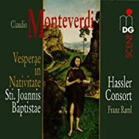Monteverdi: Vesperae in Nativitate / Hassler Consort