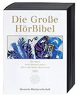 Die Grosse HoerBibel nach Martin Luther: Gesamtausgabe (MP3-Version)