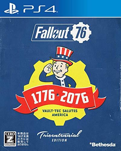 Fallout 76 Tricentennial Edition (トライセンテニアルエディション) 【CEROレーティング「Z」】