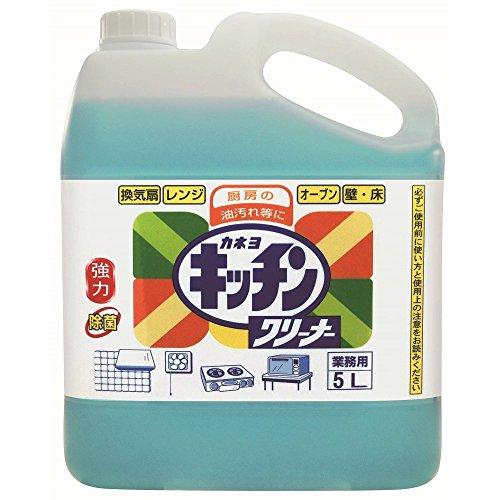 カネヨ キッチンクリーナー 5l