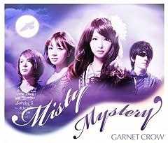 GARNET CROW「Misty Mystery」のCDジャケット