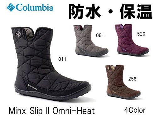 [해외]콜롬비아 신발 여성 MINX (TM) SLIP II OMNI-HEAT (TM) 밍크 슬립 II 옴니 히트 BL1597/Columbia shoes Ladies MINX (TM) SLIP II OMNI - HEAT (TM) Minx slip II Omni heat BL 1597