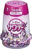 香り薫るサワデー ラベンダー&ブルーラベンダーの香り つめ替 140g