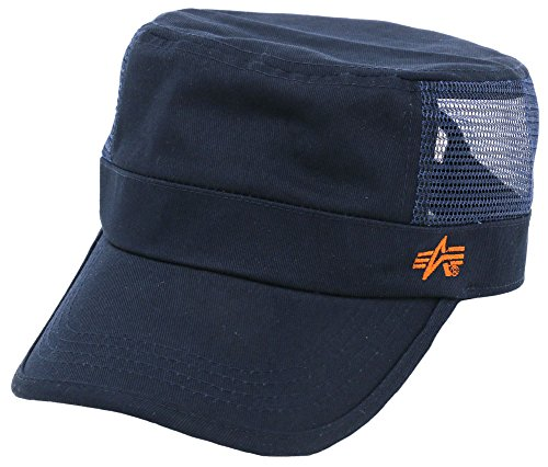 ALPHA INDUSTRIES INC(アルファ インダストリーズ) キャップ 帽子 ワークキャップ (Free, 柄0)