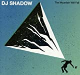 MASAP DJ SHADOW THE MOUNTAIN WILL FALLの画像