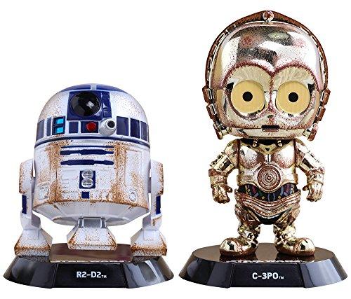 コスベイビー スター・ウォーズ シリーズ1.5[サイズS] R2-D2&C-3PO(タトゥイーン版)<2体セット> 高さ約10センチ プラスチック製 塗装済み完成品フィギュアセット