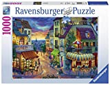 Ravensburger 大人向けパズル パリでの夕べ 15265 1000ピース 各ピースはユニークで、ソフトクリック技術でピースが完璧にフィットします