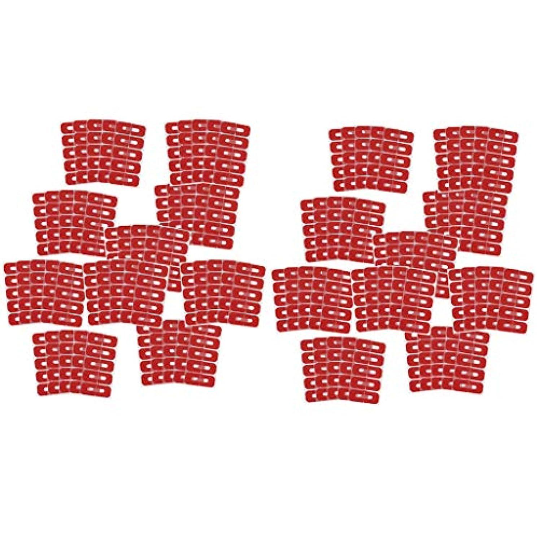震える遠い幼児Perfeclan 溢れを防止 マニキュア ネイルプロテクター ステッカー カバー ネイルアート ネイルポリッシュ