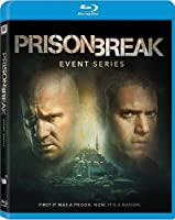 Prison Break: Event Series/ [Blu-ray] [Import]