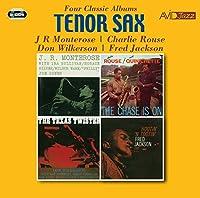 Four Classic Tenor Sax Albums