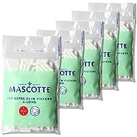 MASCOTTE(マスコット) エクストラスリム ロングフィルター X-LONG 150個入 5袋パック 7-65013-25