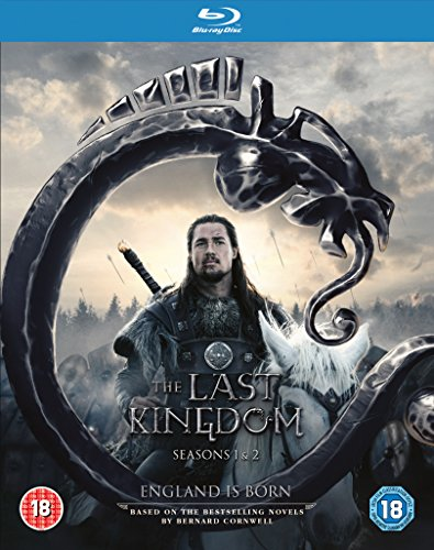 The Last Kingdom Season 1&2 [Blu-ray Region Free](海外inport版) -
