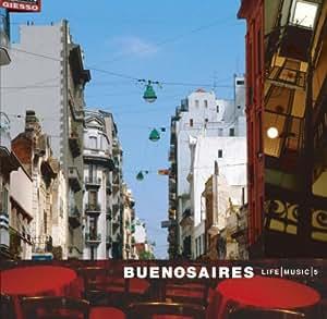 快適日常音楽5 ブエノスアイレス